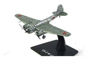 Модель Легендарні літаки (ДеАгостини) СБ2М-100 (1:146)