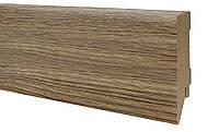 Плинтус МДФ Дуб натуральный 100х19 мм, шт, фото 1