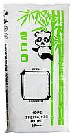 Полиэтиленовые пакеты Фасовочные Пласт Инвест ECO Панда 18 х 35 см - 500 шт.