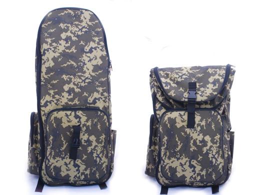 Рюкзак для металлоискателя DIGGER - камуфляж