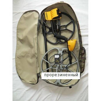 Рюкзак для металлоискателя DIGGER - черный, фото 2