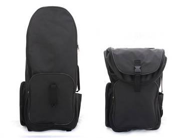Рюкзак для металлоискателя DIGGER - черный