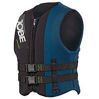Жилет спасательный Jobe Progress Neo Vest Men (черно-синий) 244914003-XXXL