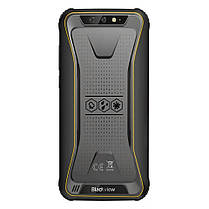Смартфон Blackview BV5500 Black 2/16Gb. 4400 mAh , IP68 НОВИНКА, фото 2