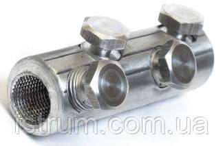 Гильза кабельная 4ГБС 150-240 мм² алюминиевая со срывными болтами