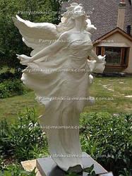 Полимерная скульптура Ангела № 3