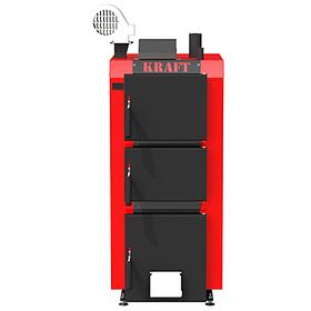 Твердотопливные котлы длительного горения KRAFT серии S мощностью 20 кВт