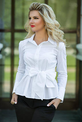 Необычная блуза с открытой спиной, фото 2