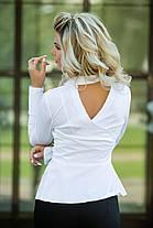 Необычная блуза с открытой спиной, фото 3