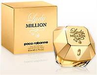 Парфюмированная вода Paco Rabanne Lady Million EDP 80 ml