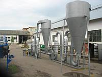 Линия для производства топливных брикетов 400 кг/час, фото 1