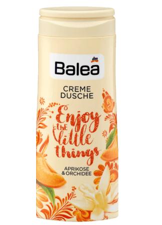 Гель для душу Balea Aprikose&Orchidee 300 ml