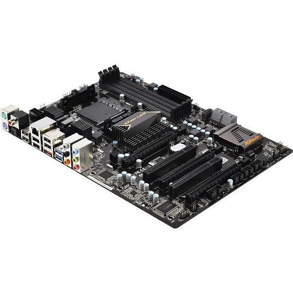 "Материнская плата ASRock 990FX Extreme3 s.AM3+ DDR3 ""Over-Stock"" Б/У"