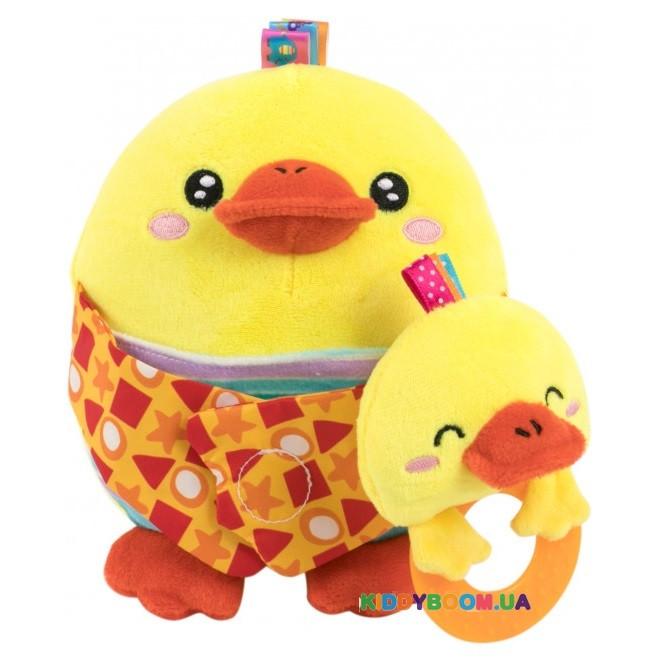 Мягкая игрушка «Мама с малышом» (2 вида) Baby Team 8536