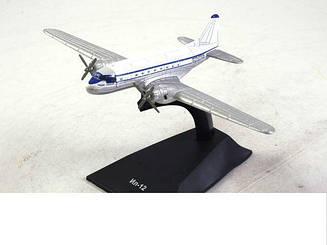 Модель Легендарні літаки (ДеАгостини) ІЛ-12 (1:244)