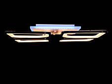 Люстра классическая, хай-тек, DI 130/S8060/4BK LED dimmer 3 цвета, фото 2