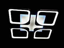 Люстра классическая, хай-тек, DI 130/S8060/4BK LED dimmer 3 цвета, фото 3