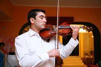 Заур - музыкальное оформление праздника, свадьбы + скрипка в Алуште, Ялте и Симферополе