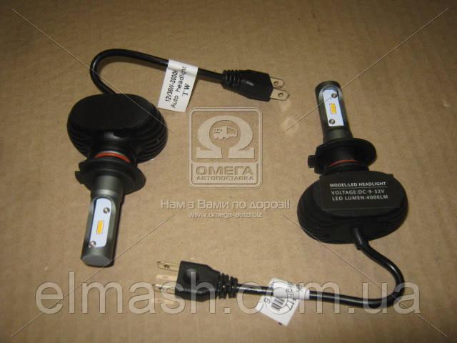 Лампа светодиодная H7 LED 3200K