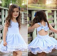 Одяг для маленьких дівчаток, мереживне плаття, святкова сукня принцеси