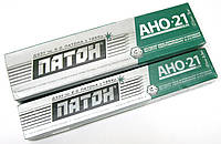 Электроды АНО-21 Патон Элит (d=4mm)