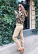 Костюм теплый леопардовый , фото 4