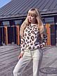 Костюм теплый леопардовый , фото 3