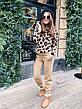 Костюм теплый леопардовый , фото 6