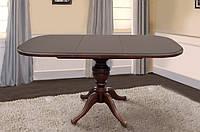 Стол МИКС-Мебель Триумф 1050(+400)*750 (орех)