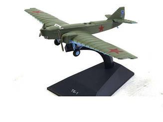 Модель Легендарні літаки (ДеАгостини) ТБ-1 (1:200)
