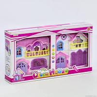 """Дом с мебелью и фигурками """"Dream House"""" 8116-1 sct"""