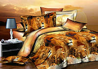 Двуспальное постельное белье Бязь Ранфорс Ranforse 100 % хлопок - ПРАЙД