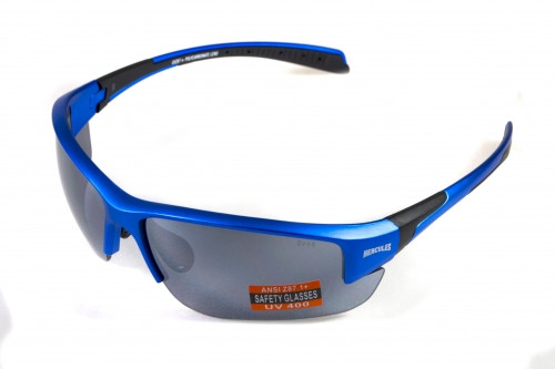 Спортивные очки Global Vision Eyewear HERCULES 7 METALLIC Flash Mirror