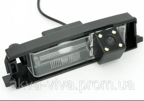 Камера заднего вида штатная для Toyota RAV4 2000-2012, Chery Tiggo Rely X5 A3.