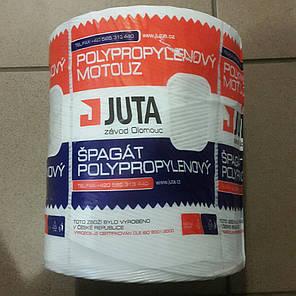 Шпагат, шнур поліпропіленовий JUTA Чехія, фото 2