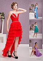 """Вечернее платье """"Джесика"""" (длинное, короткое)"""