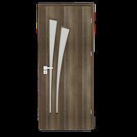 Двери Verto Рута 2.1  цвет Дуб темный «Симплекс»