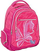 "Рюкзак подростковый L-11 ""Butterfly"", 43*30.5*15см"