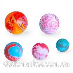 Мячик с ароматом ванили 8 см № 4 игрушка для собак Sum-Plast