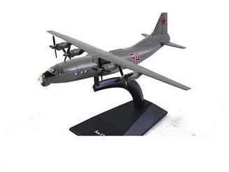 Легендарные Самолеты Ан-12 | Модель коллекционная 1:254 | ДеАгостини