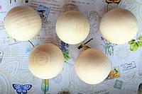 Деревянный шар, 5 см, фото 1
