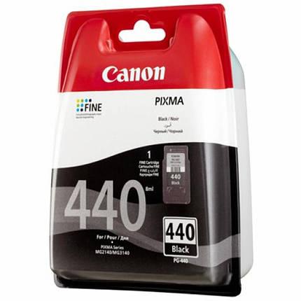 Картридж Canon PG-440 Black для PIXMA MG2140/3140 (5219B001), фото 2