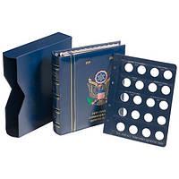 STATEHOODN09 Дополнительный лист для альбома  для 25-ти центовых монет США, 2009 год