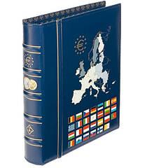 Альбом Leuchtturm VISTA  для монет евро