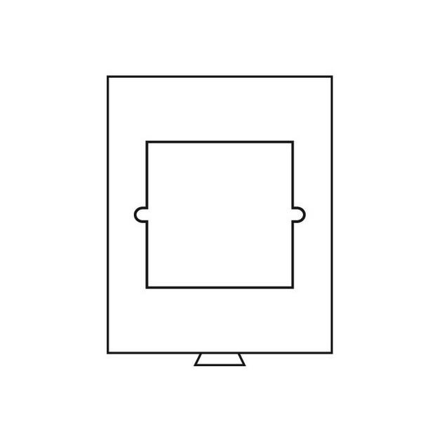 Бокс Leuchtturm для монет (размер ячейки 150*150 мм)