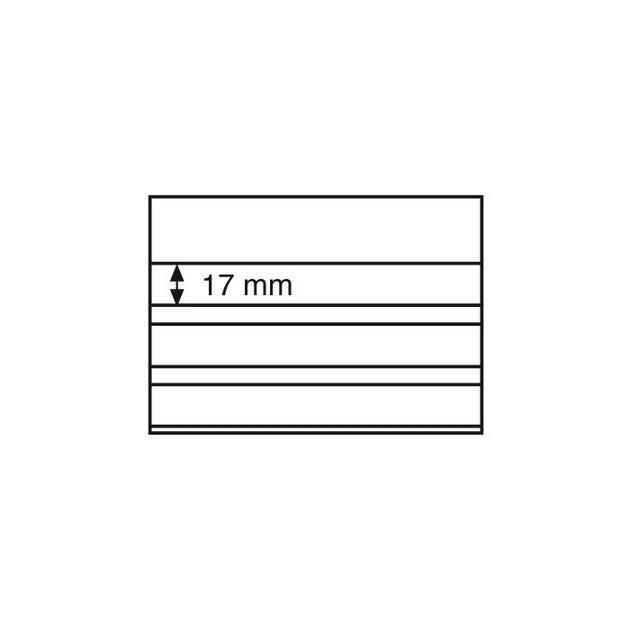 Планшет Leuchtturm, Standart (3 полоски/17мм)