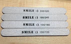 Пилочка для ногтей SMILE :) овальная