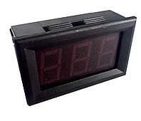 Вольтметр постоянного тока 4.5-30В цифровой встраиваемый
