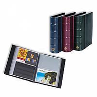 Альбом Leuchtturm для 200 писем и писем первого дня, синий