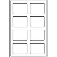 TAB8USKDBL Лоток для монет (ячейка 64*86) для слябов с прозрачной защитной крышкой
